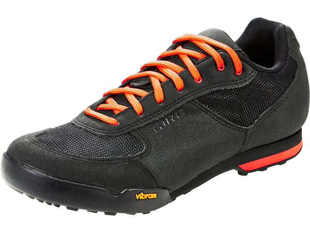 Giro Rumble VR Schuhe Herren black/glowing red